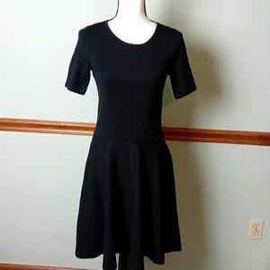 New Talbots size small black dress